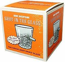Bar Bespoke Shot in The Glass - The Crack Shot