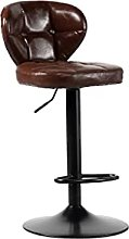 Bar Chair Lift Swivel Chair Modern Backrest Bar