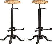 Bar Chairs 2 pcs,Furniture Modern Design BarStools
