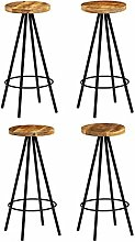 Bar Chairs 4 pcs,Furniture Modern Design