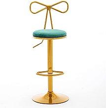 Bar Chairs,Bar Stools Bar Chair Golden Rotatable