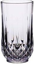 Bar craft - Cut Glass Style Acrylic Highball Glass