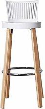 Bar High Chair Stool Bar Chair - Nordic Simple Bar