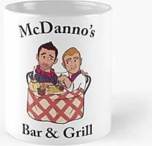 Bar S Grill Mcdanno Mug Best for Otaku and The