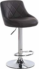 Bar stool 360° Free Rotation PU Metal Office