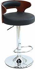 Bar stool Bar stool Retro Bar Chair Liftable Front