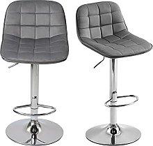 Bar stool Kitchen stools with backs soft padded