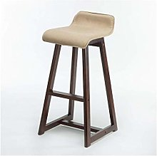 Bar stools Bar Stools Bar Chair, Creative Solid