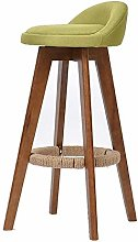 Bar stools Bar Stools Cotton And Linen Cushions