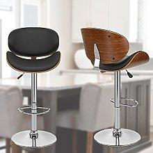 Bar stools set of 2 Breakfast Bar Stools Wooden