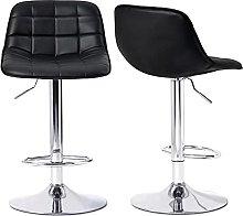 Bar stools set of 2 Home bar Lift Height