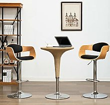 Bar Stools with Armrest,Bar Chairs 2 pcs,Dining