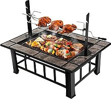 Barbecue Brazier Outdoor Fire Pit Household