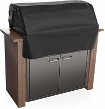 Barbecue Cover,BBQ Grill Top Cover - Built In