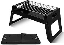 Barbecue Fire Pit, Portable Folding Charcoal