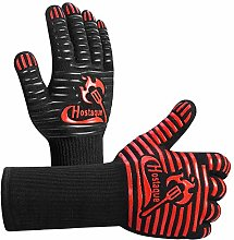 Barbecue Gloves Heat Resistant BBQ Gloves up to