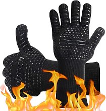 Barbecue Gloves Kitchen Gloves Heat Resistant Oven