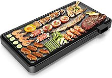 Barbecue Grill 6-8 People Electric Griddle Grill