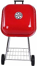 Barbecue Grill, Charcoal Barbecues, With Lid,