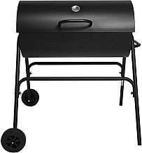 Barbecue Grill Charcoal Freestanding BBQ Grill for