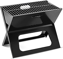 Barbecue Grill Charcoal Small Smoker Grill