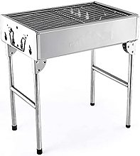 Barbecue Grill Convenient Folding Charcoal Grill