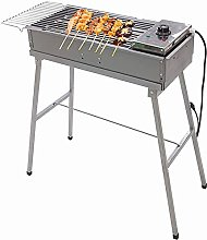 Barbecue Grill Electric and Charcoal Barbecue