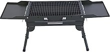Barbecue Grill, Folding Portable Charcoal Grill