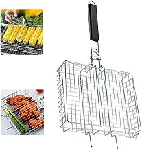 Barbecue grill Grilling Basket Metal Mesh Barbecue