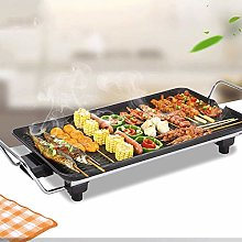 Barbecue Grill - Indoor Grill with Adjustable