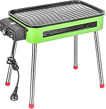 Barbecue Grill Indoor Outdoor Electric Carbon