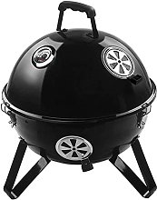 Barbecue Grill Large Size Round Grill Home