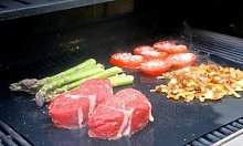 Barbecue Grill Mats: 4