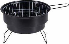 Barbecue grill mini grill portable folding outdoor