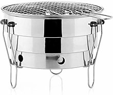 Barbecue Grill Portable BBQ Charcoal Grill Smoker