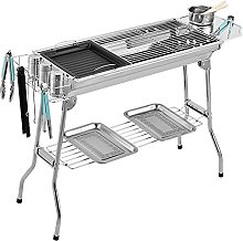 Barbecue Grill, Portable BBQ Grill Foldable,