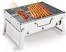 Barbecue Grill Portable Folding Charcoal BBQ Grill