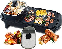 Barbecue Grill Smokeless Electric Small, Indoor