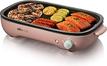 Barbecue Grill Smokeless Indoor Grill 1200W