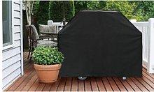 Barbecue Grill Stove Cover: Circle 77cm (W) x 58cm
