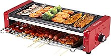 Barbecue Grill Tabletop Grill 1500w Fast Heating
