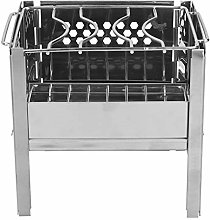 Barbecue Grill, with Stainless Steel Steel