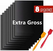 Barbecue Mat, Cooking Mats, BBQ Sheets Non-stick,