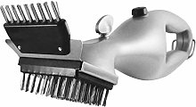 Barbecue Steam Brush,Outdoor Grill Cleaner Brush