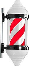 Barber Pole Light LED Rotating Illuminated Hair