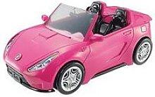Barbie Pink Glam Convertible Car