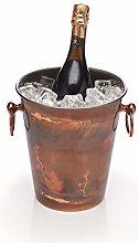 BarCraft BCCHAMIRIDCOP Luxury Stainless Steel Wine