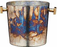 BarCraft Mercurial Wine Cooler Bucket with Zinc