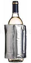Barcraft - Silver Wrap Around Wine Cooler - Silver