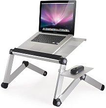 Barga Adjustable Laptop Stand Symple Stuff Colour: